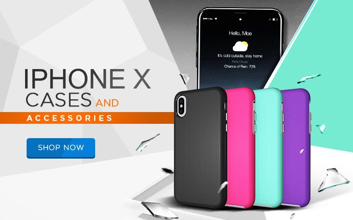 Apple iPhone X Cases and Accessories